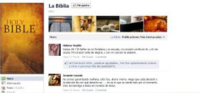 www.facebook.com/TheBible