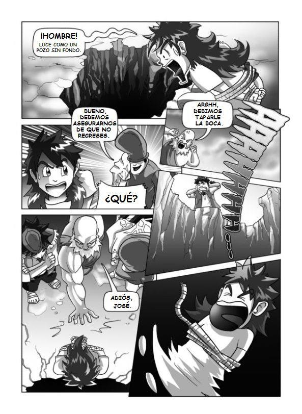 Página del manga