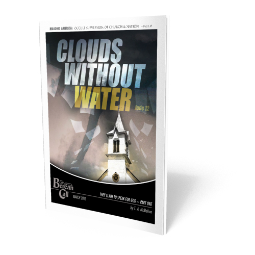 Nubes sin agua