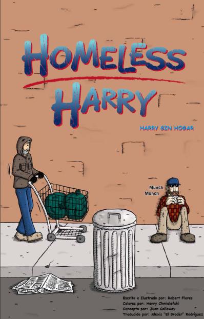 Harry sin hogar