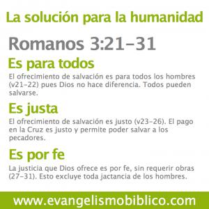 Romanos 3:21-31