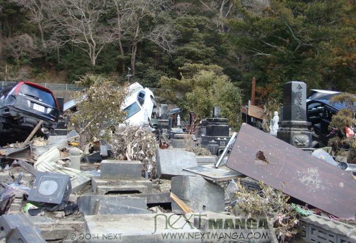 Fukushima-cemetery