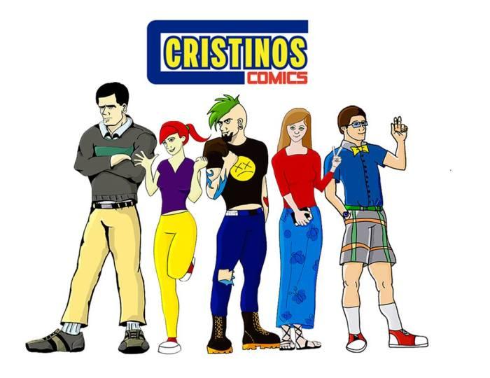 Cristinos Comics2